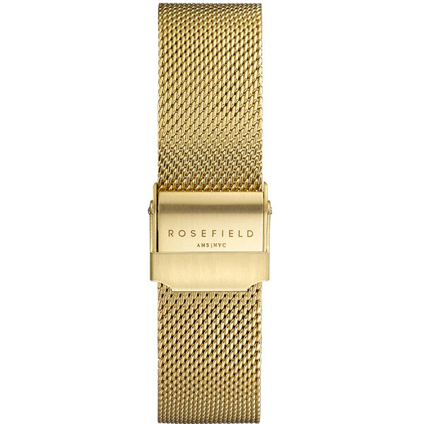 ROSEFIELD Armband THE TRIBECA MESH TBG-T60